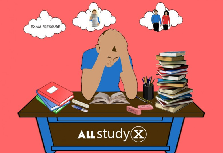 Exam phobia time to de stress and some fresh air allstudyx how to handle exam pressure thecheapjerseys Images