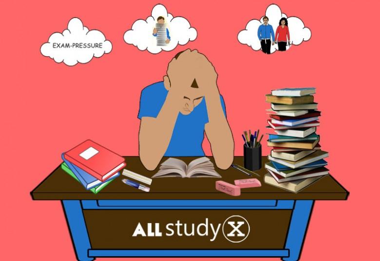 Exam phobia time to de stress and some fresh air allstudyx how to handle exam pressure altavistaventures Images