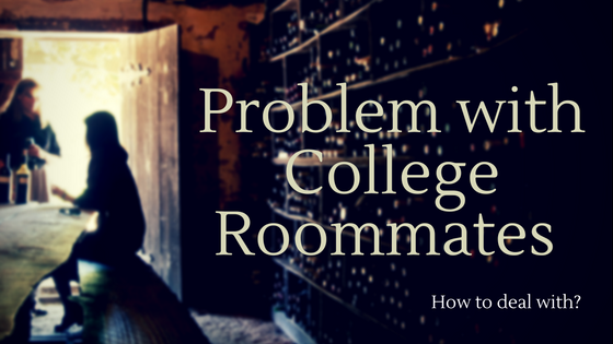 problems with college roommates