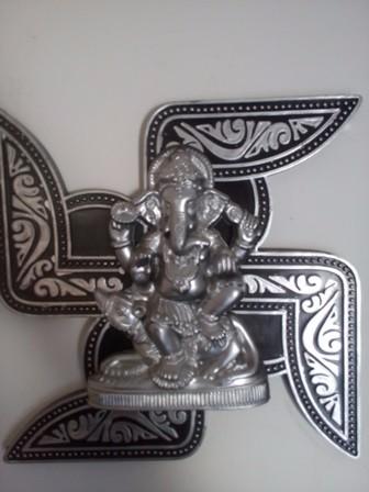Ganesh Wall Frame