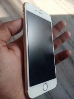 1 Year Old Apple iPhone 6 With 32 GB Storage Gold Mobile